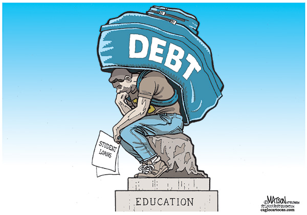 Student Debt Is Destroying Education Guestlist